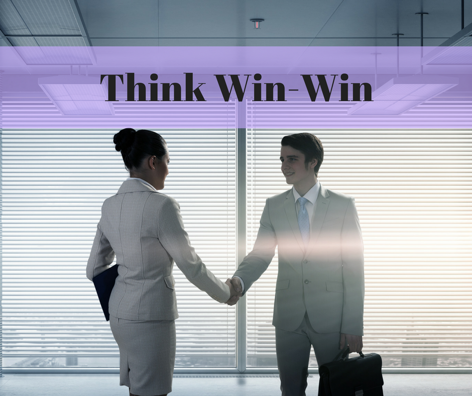 What it takes to find Win-Win solutions